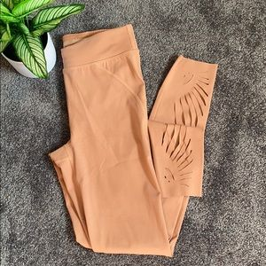 Free People Movement Cut Out Leggings